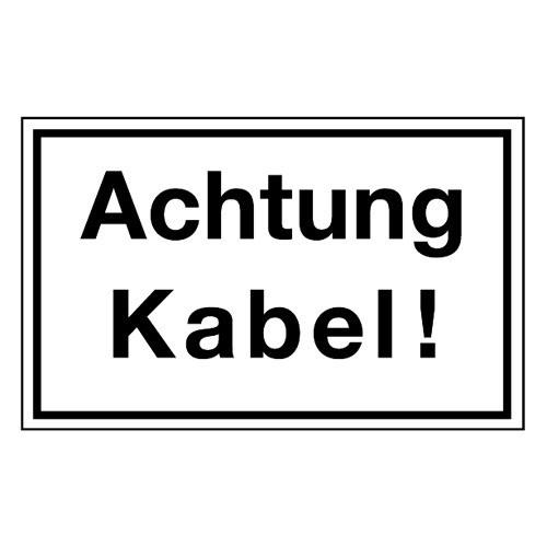 Achtung Kabel!