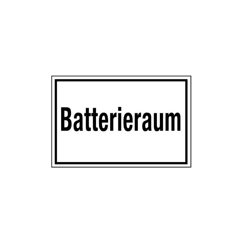 Batterieraum