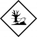 "Gefahrgut-Aufkleber ""Umweltgefährdende Stoffe"""
