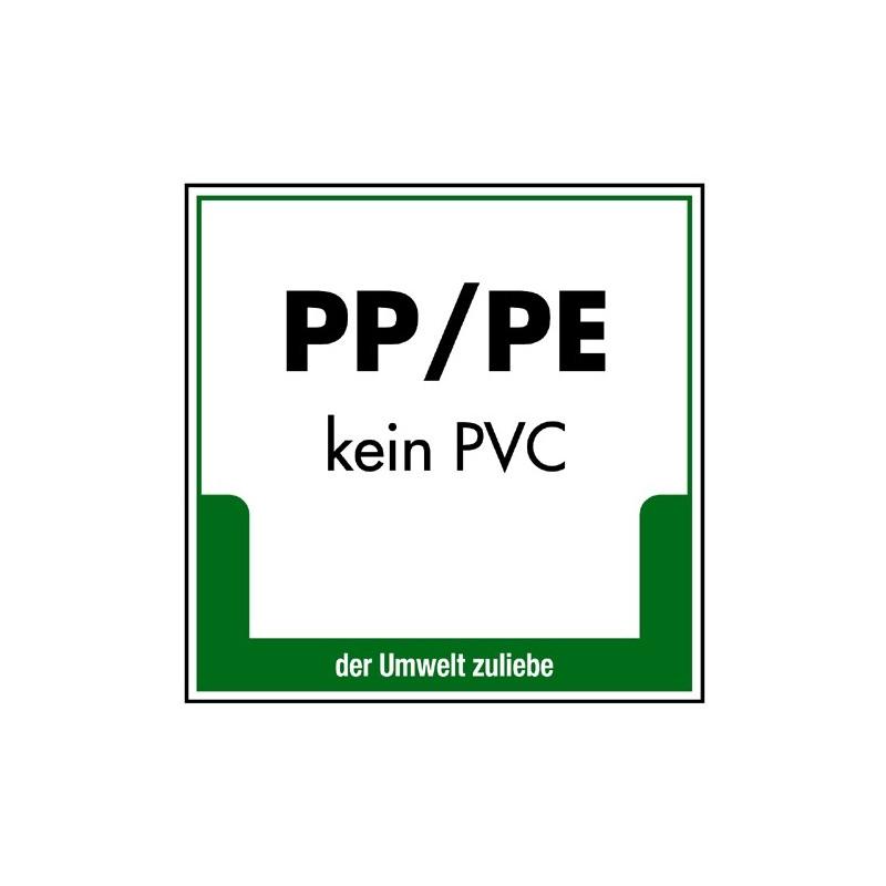 PP/PE (kein PVC)