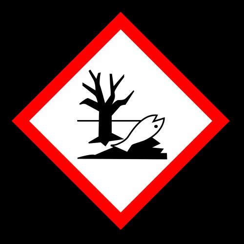 "Gefahrstoff-Piktogramm ""Umwelt"" GHS09"