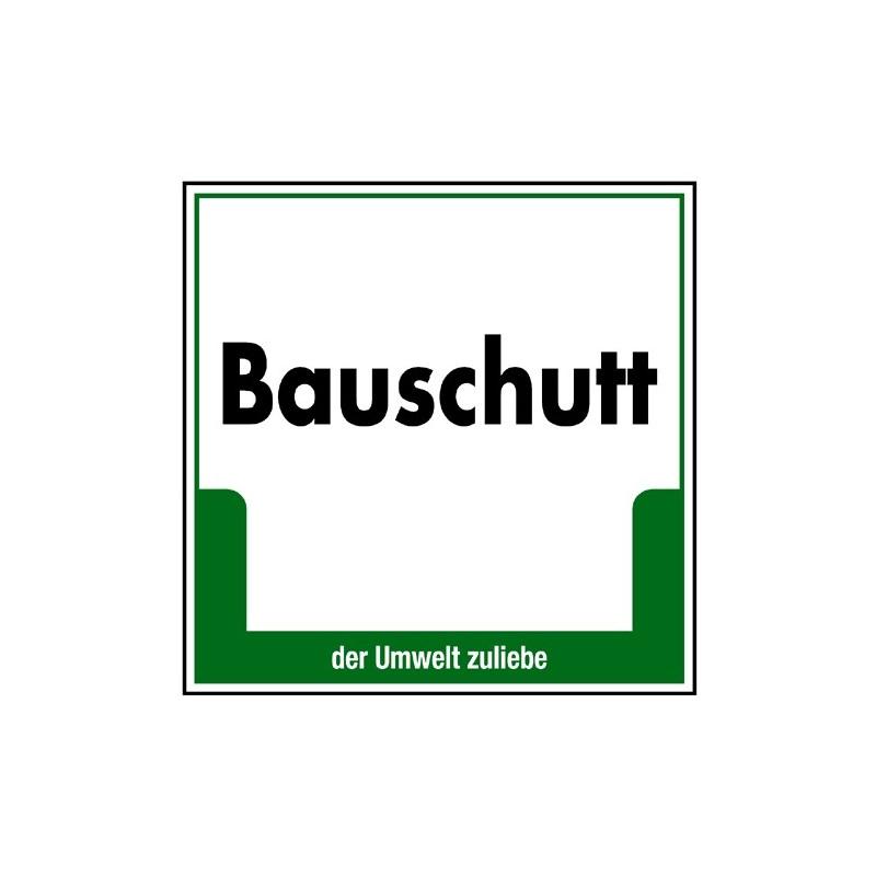 Bauschutt