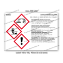 Ammoniaklösung 25%, CAS 1336-21-6