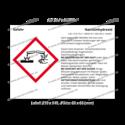 Natriumhydroxid, CAS 1310-73-2