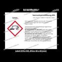 Natriumhydroxidlösung 45%, CAS 1310-73-2