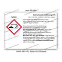 Natriumhydroxidlösung 33%, CAS 1310-73-2