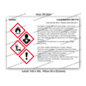 Leichtbenzin 80/110, CAS 64742-49-0
