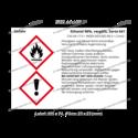 Ethanol 96%, vergällt, Sorte 641, CAS 64-17-5