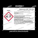 Salpetersäure 20% – unter 65%, CAS 7697-37-2