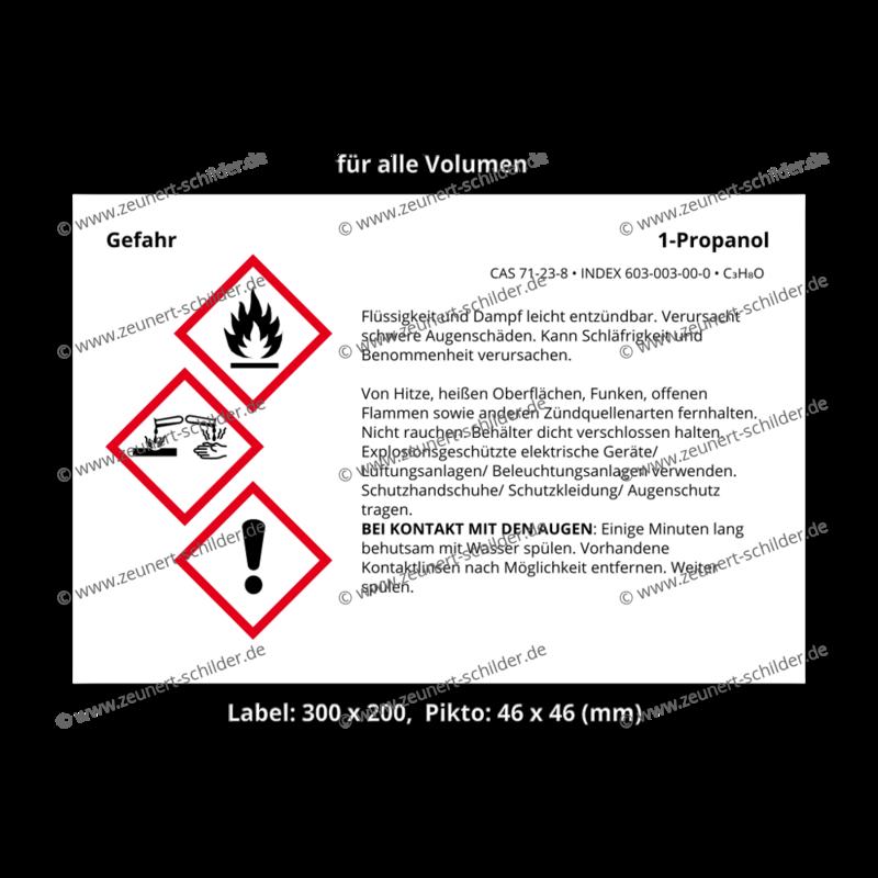 1-Propanol, CAS 71-23-8