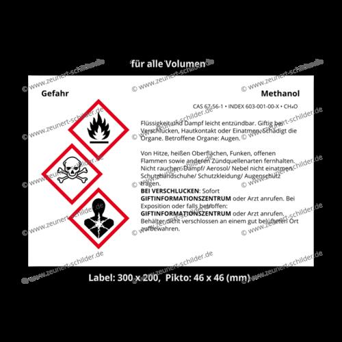 Methanol, CAS 67-56-1