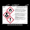 Methanol ab 10% – unter 20%, CAS 67-56-1