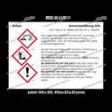 Ammoniaklösung 32%, CAS 1336-21-6