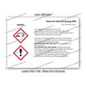 Eisen-III-chlorid-Lösung 45%, CAS 7705-08-0