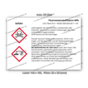 Fluorwasserstoffsäure 40%, CAS 7664-39-3