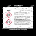 Fluorwasserstoffsäure 1% – unter 7%, CAS 7664-39-3