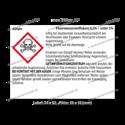 Fluorwasserstoffsäure 0,1% – unter 1%, CAS 7664-39-3