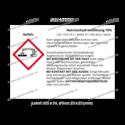 Natriumhydroxidlösung 10%, CAS 1310-73-2