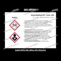 Glutaraldehyd 5% – unter 10%, CAS 111-30-8