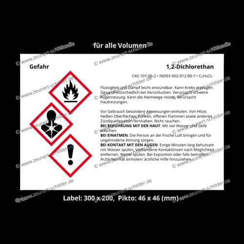 1,2-Dichlorethan, CAS 107-06-2