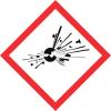 GHS01 Explodierende Bombe