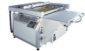 Siebdruck-Maschine